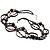 Boho Two Strand Bead Black Fashion Necklace - view 8