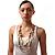 Boho Two Strand Bead Light Cream Fashion Necklace - view 7
