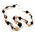Long Resin Bead Necklace - 60cm L - view 3