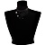 Black Gothic Sequin Fashion Choker Necklace - view 7