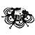 Victorian Black Beaded Choker Adult - view 4