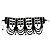 Victorian Black Beaded Choker Adult - view 6