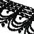 Victorian Black Beaded Choker Adult - view 8