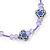 Children's Purple 'Heart' Necklace - 36cm Length/ 4cm Extension - view 3