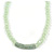 Light Green Mountain Crystal and Swarovski Elements Choker Necklace - 36cm Length (5cm extension) - view 2
