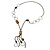 Vintage Inspired Long Tassel with Shell & Star Necklace In Bronze Tone - 92cm L/ 17cm Tassel - view 6