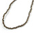 Multistrand Layered Glass Bead Necklace (Multicoloured) - 80cm L - view 6