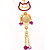 Gold Kitty Fashion Pendant - view 5