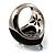 Pear-Cut Clear Swarovski Crystal Fashion Ring - view 13
