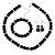 Jet Black Glass Bead Necklace, Flex Bracelet & Drop Earrings Set With Diamante Rings - 40cm Length/ 6cm Extension - view 2