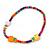Children's Multicoloured Kitty Wooden Flex Necklace & Flex Bracelet Set - view 4